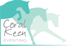Coral Keen Eventing